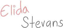 Elida Stevans logo