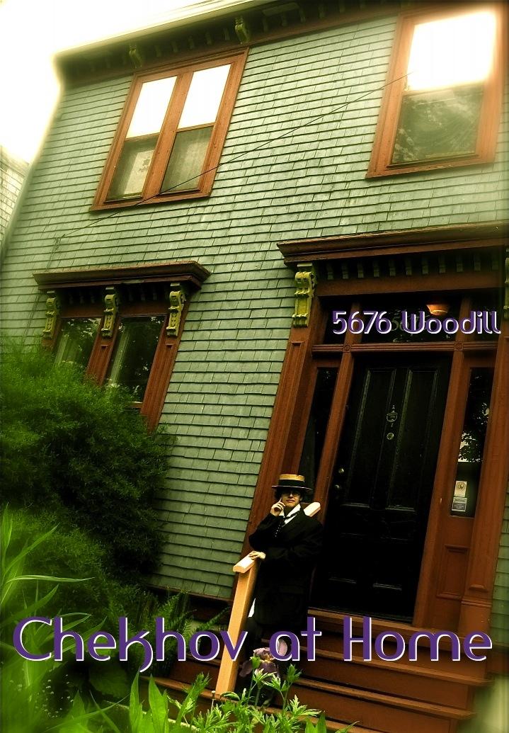 Mary Colin's House