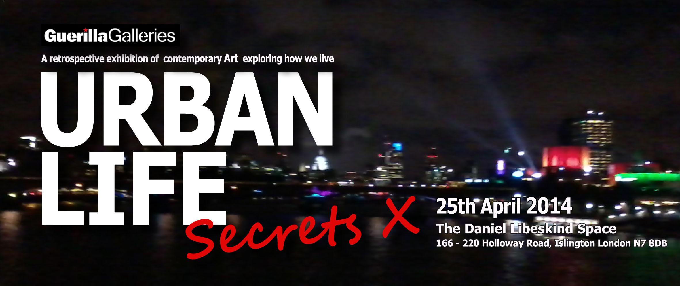 Urban Life: Secrets masthead