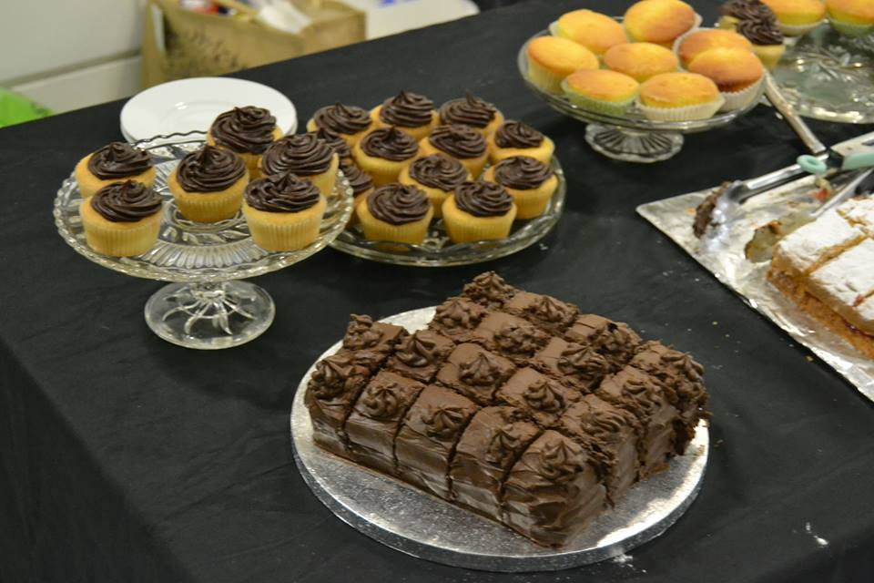Tea & Cakes at Guerilla Galleries free invite to over 50s