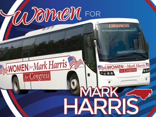 Women For Mark Harris