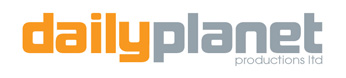 The Daily Planet Logo - a Video Production Company