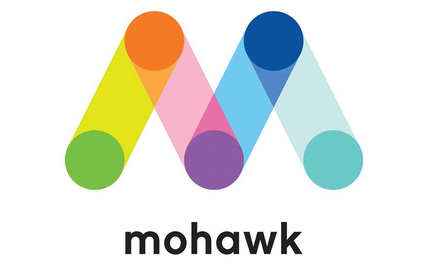 Mohawk Logo - a Paper Company