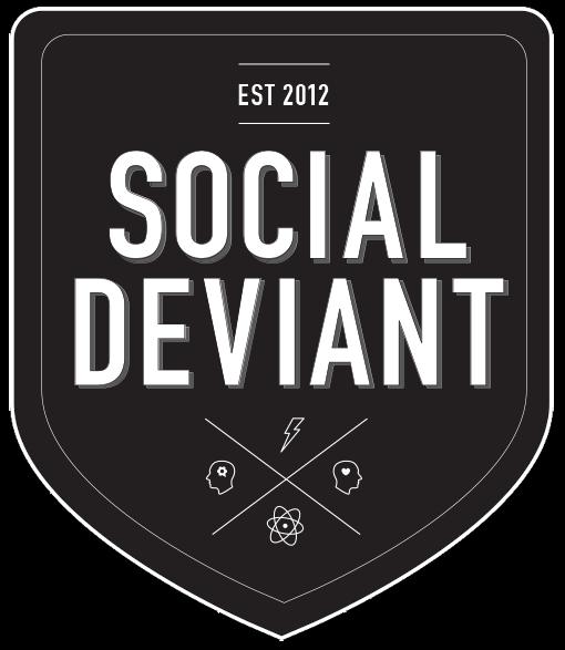 Social Deviant Logo