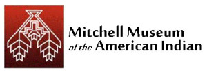 Mitchell Museum of the American Indian logo