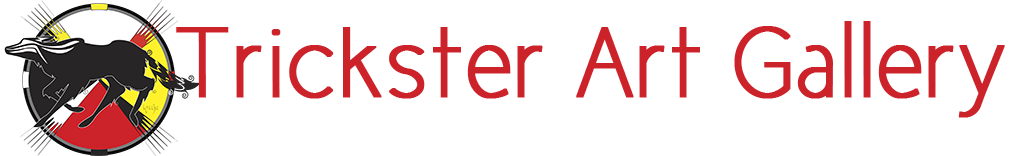 Trickster Art Gallery logo