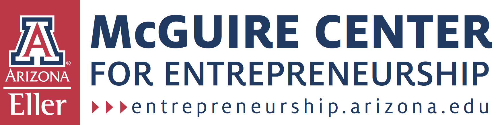 McGuire Center for Entrepreneurship Logo