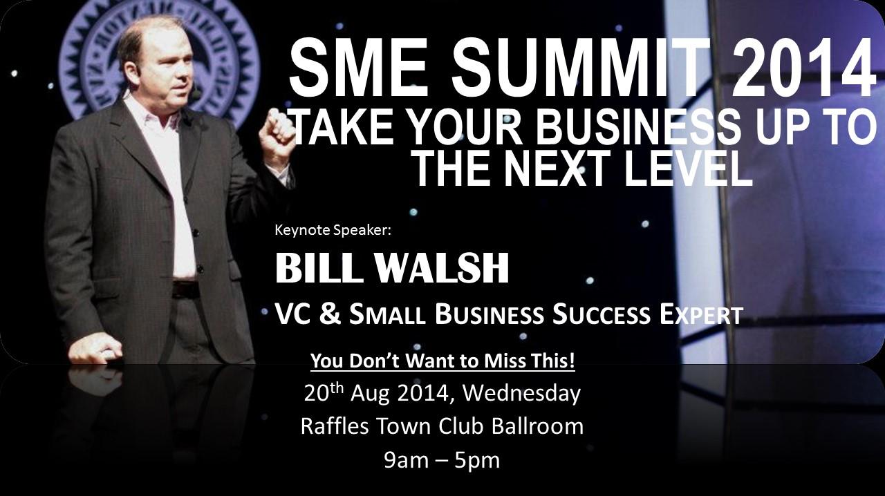 SME Summit Keynote