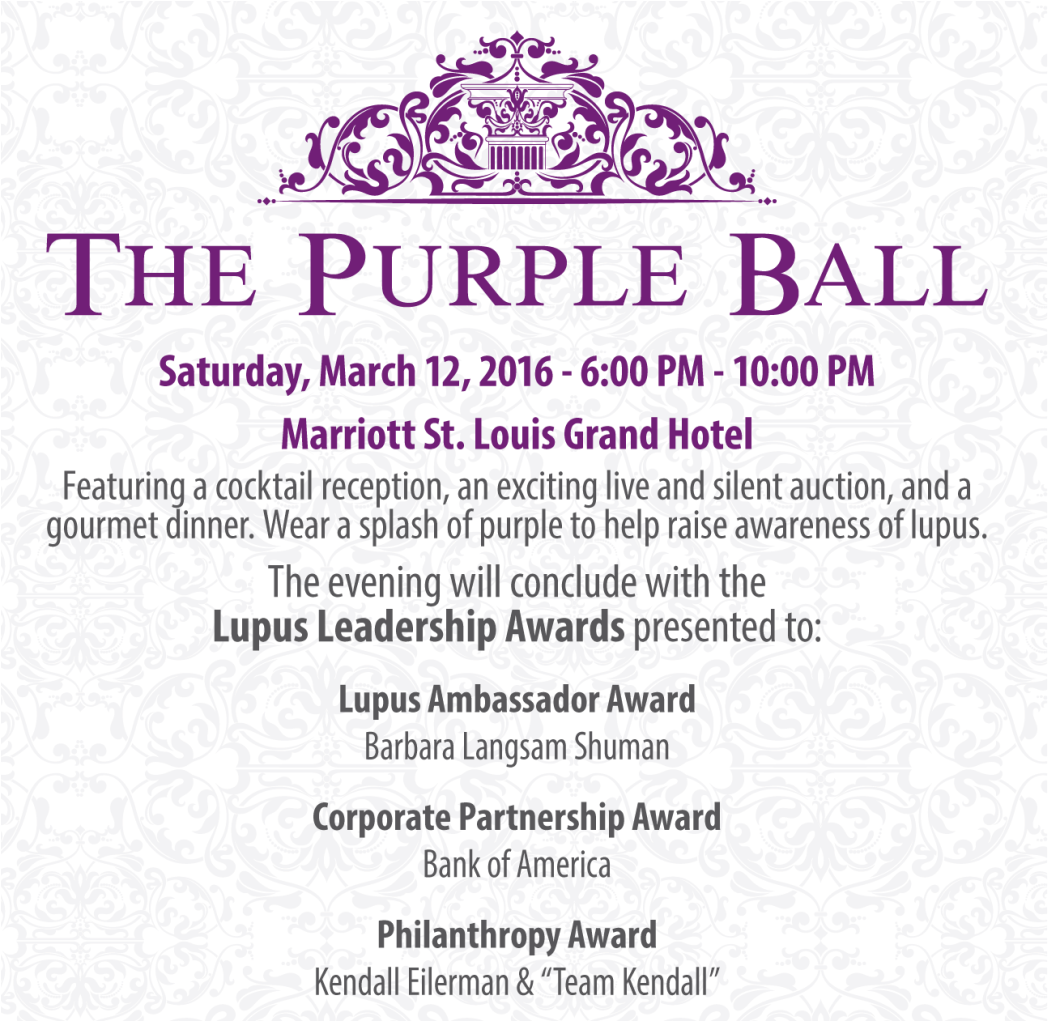 2016 Purple Ball