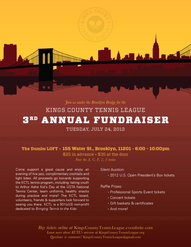 KCTL Fundraiser Poster