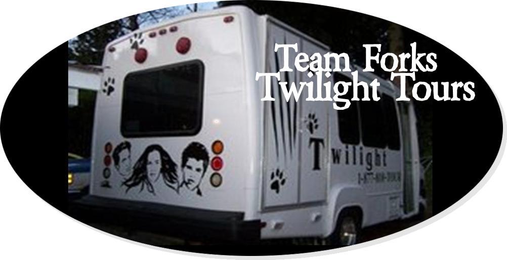 Team Forks Twilight Tours