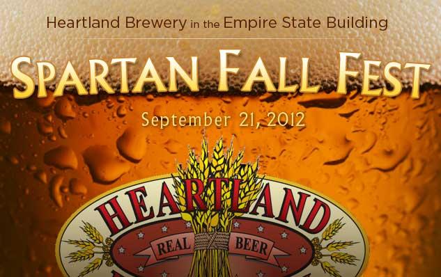 Spartan Fall Fest 2012 NYC