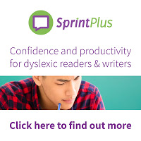SprintPlus confidence and productivity for dyslexic learners