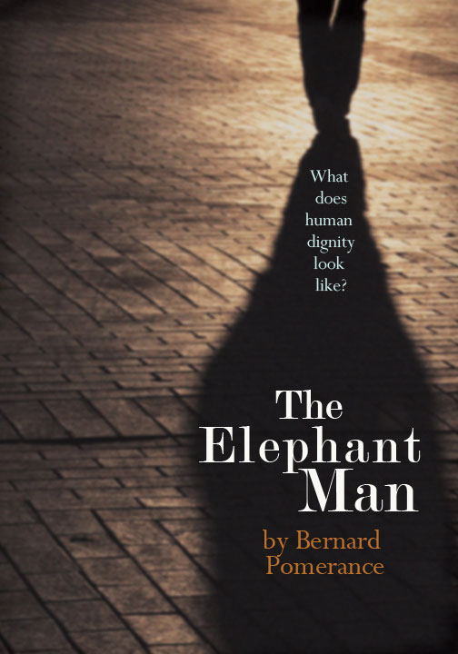 elephant man program cover