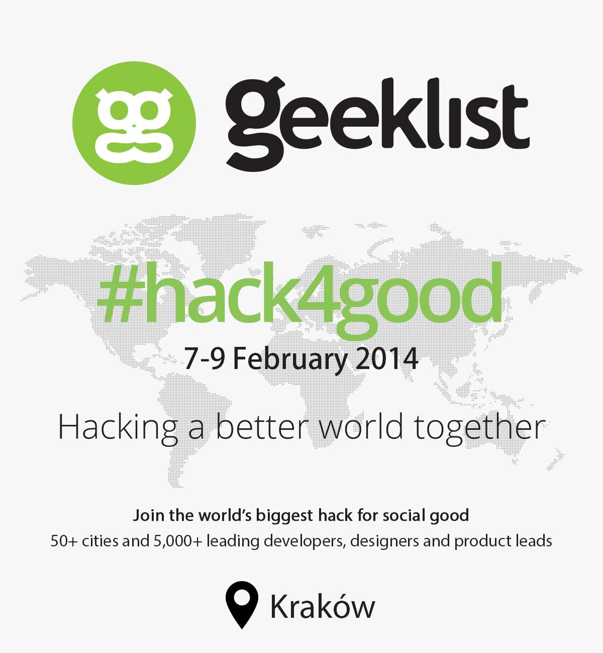 Hack4good Kraków