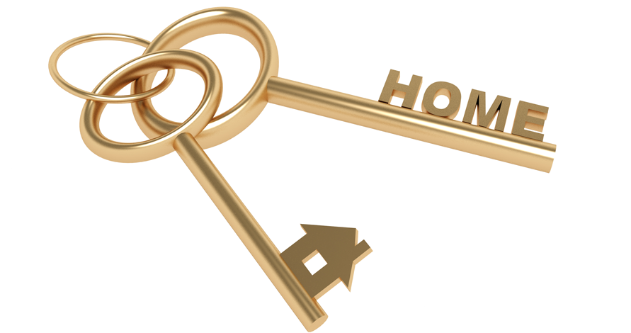 Let us provide you the keys to your new home