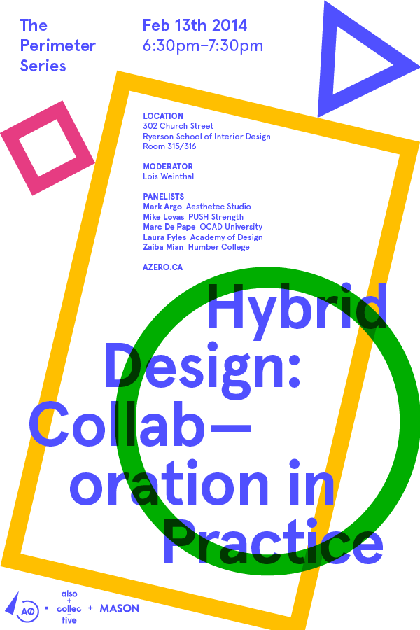 The Perimeter Series | Hybrid Design: Collaboration in Practice