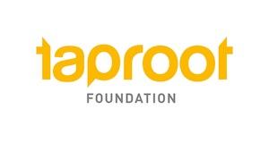 Taproot Logo
