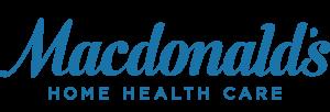 macdonald's home health care