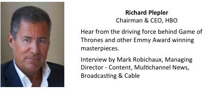 Richard Plepler, HBO