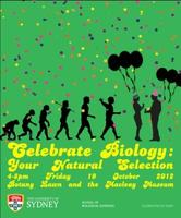 Celebrate Biology: your natural selection