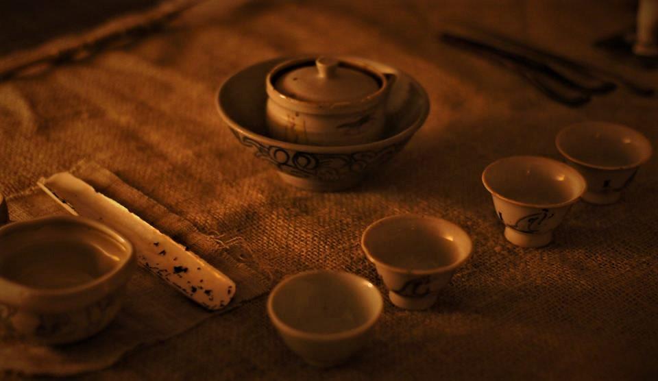 Tea Ceremony/Meditation, Gong Fu Cha, London