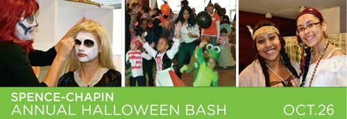 Spence-Chapin Adoption Services Annual Halloween Bash -- Oct.26