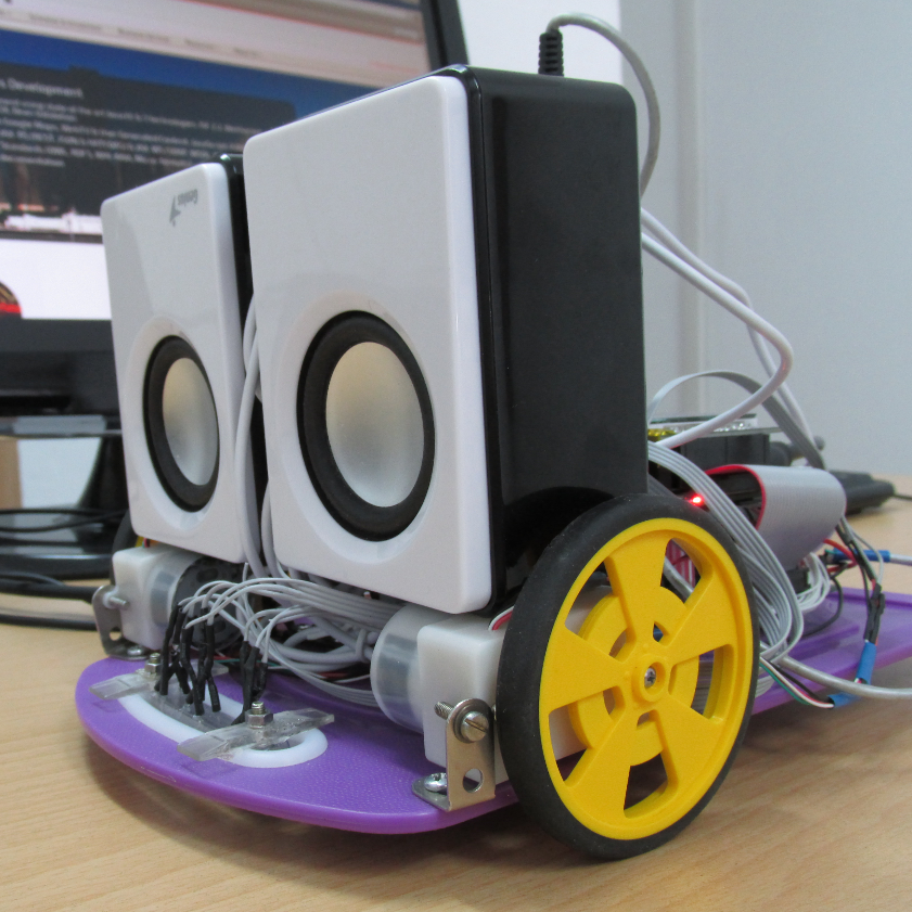 IPTPI Small Java Robot