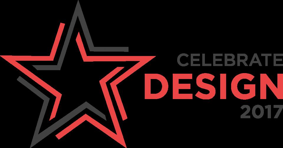 celebrate design 2017 logo