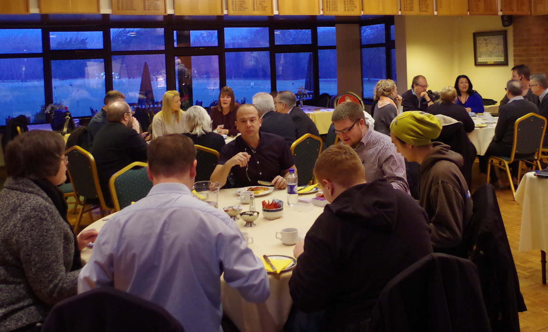 FSB Networking Breakfast 2
