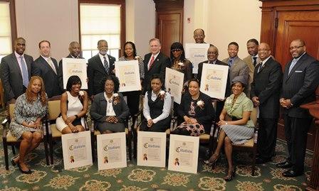 Business Leaders honored at 2013 Leadership Breakfast