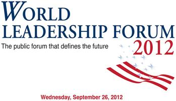 World Leadership Forum 2012