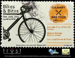 Bikes & Bites: Culinary Bike Tour