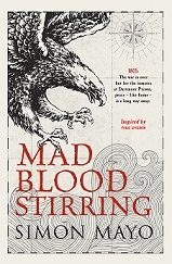 Mad Blood Book Cover