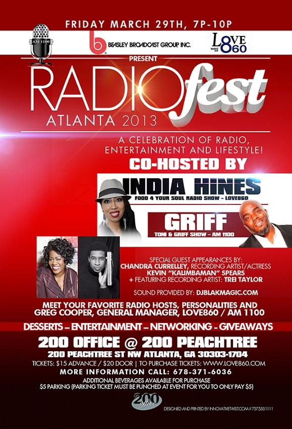 RadioFest Atlanta 2013