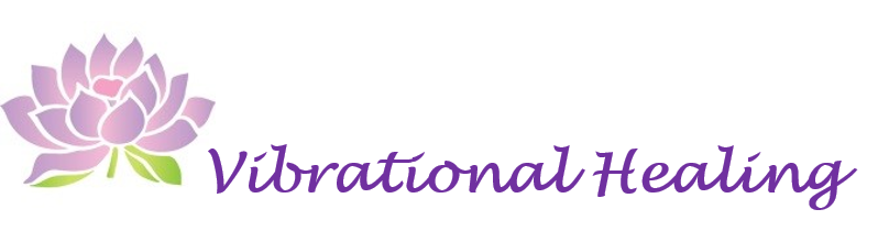Vibrational healing Logo