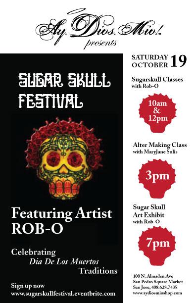 Sugarskull festival