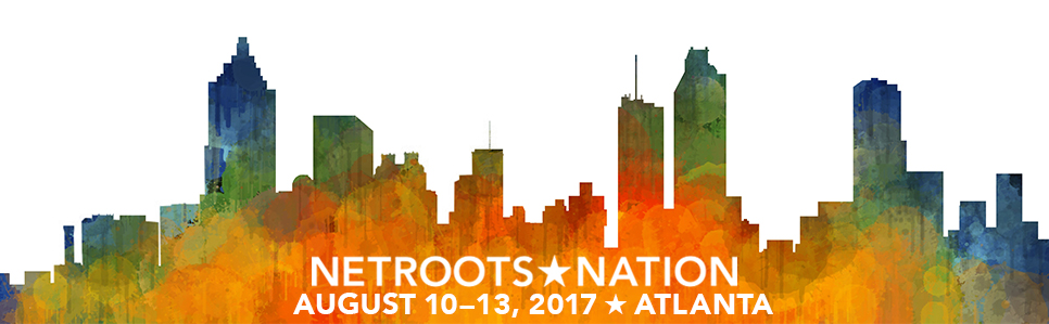 Image result for netroots nation 2017