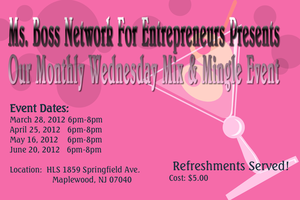 Monthly Networking