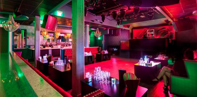 Boston's Best Nightclub: ICON