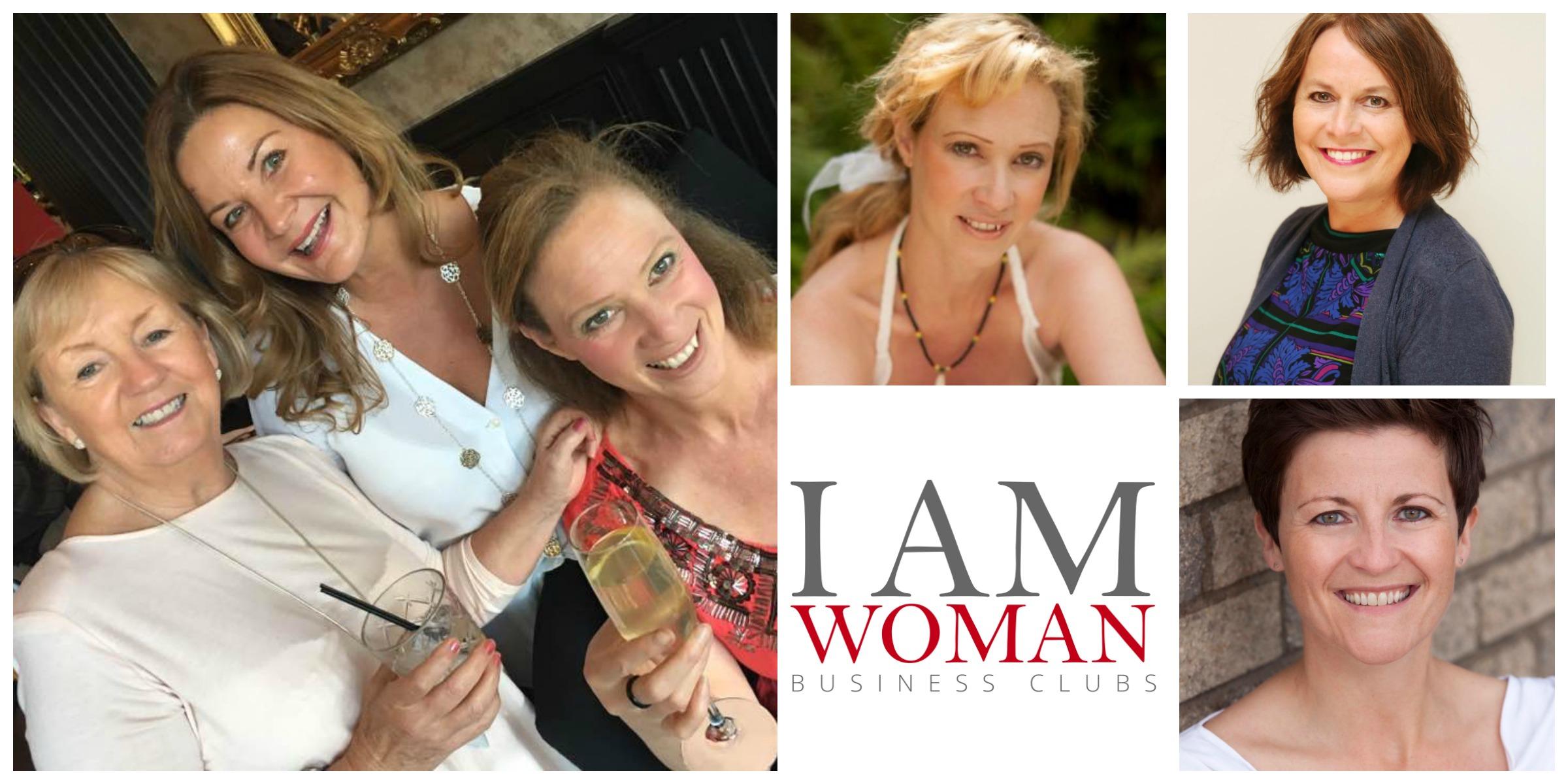 I AM WOMAN January event