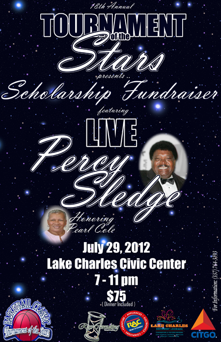 Tournament of the Stars - Scholarship Fundraiser
