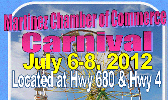 Summer 2012 Martinez Carnival - Presented by Martinez...