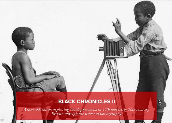 Black Chronicles exhibition