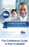 2013 Conference Guide Cover
