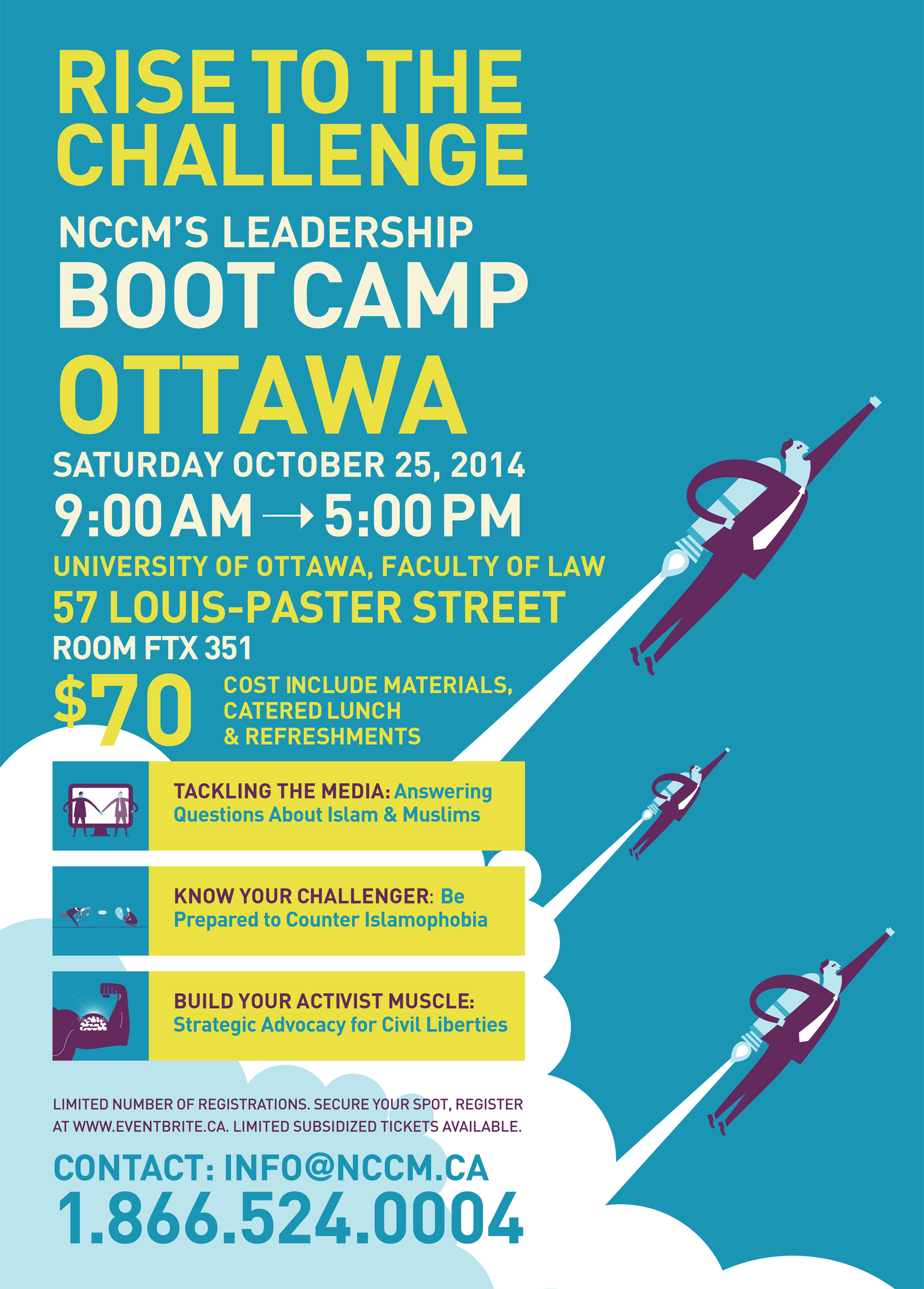 NCCM 2014 Bootcamp- Ottawa