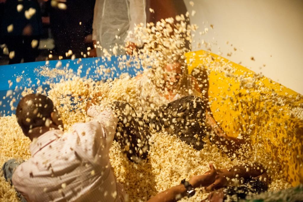 Popcorn Pit