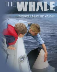 The Whale, a family film about a friendly whale