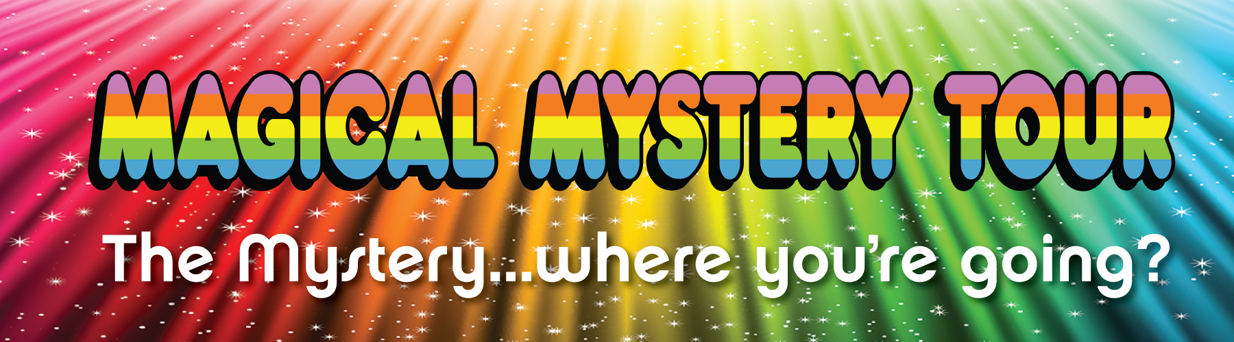 Magical Mystery Tour June 18th 2016