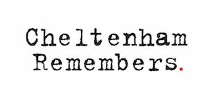 Cheltenham Remembers Logo